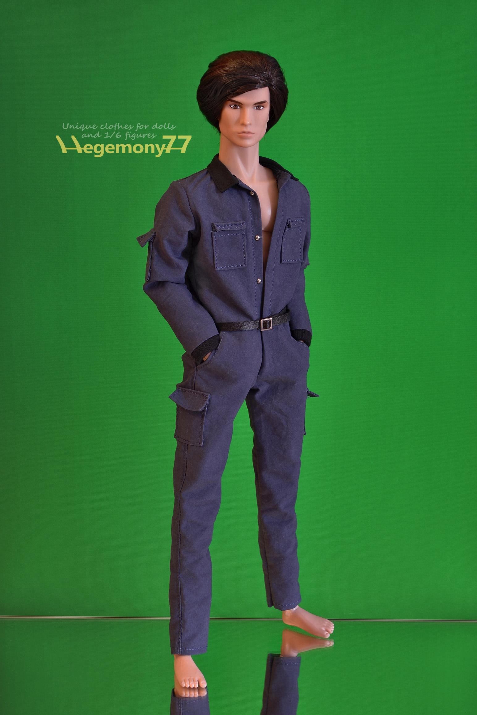 Fashion royalty homme dolls 58